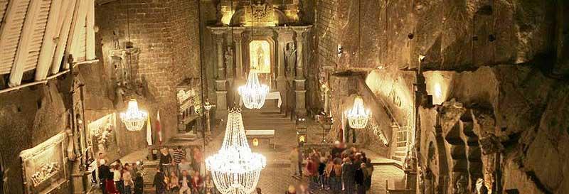 Wieliczka salt mine price